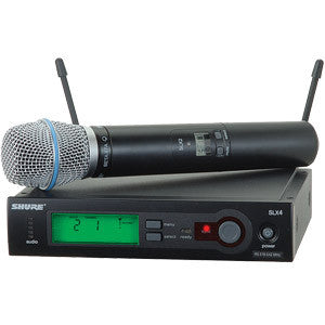 Shure SLX24B87A Handheld wireless System