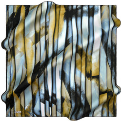 100% TWILL SILK SQUARE SCARF (PC-15564-W19)