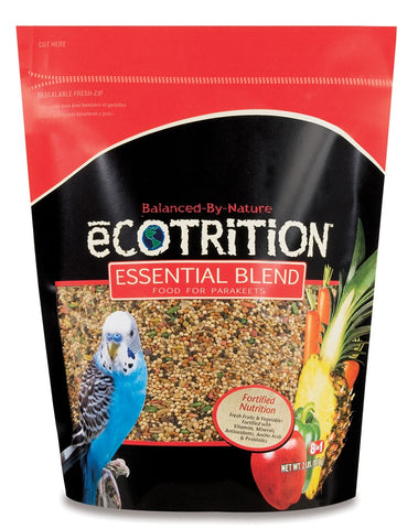 8 in 1 eCOTRITION Essential Blend Diet Parakeet 2oz