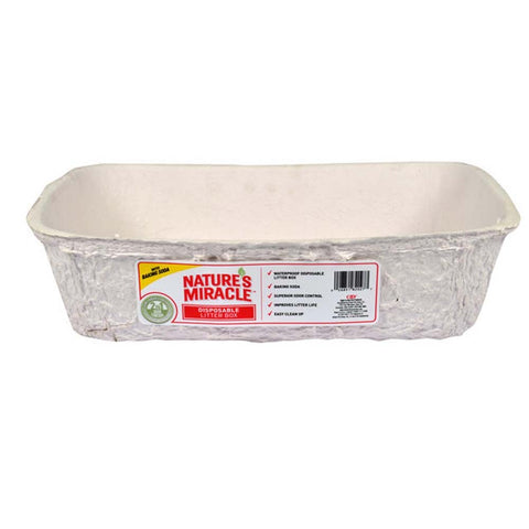 Nature's Miracle Small Animal Disposable Litter Pan