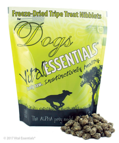 Vital Essentials Freeze-Dried Beef Tripe 16oz.