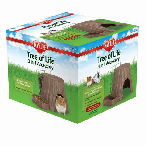 Kaytee Tree Of Life 3-In-1 Accessory Large