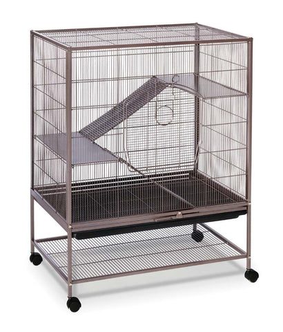 Prevue Pet Products Rat/Chinchilla Cage on Casters