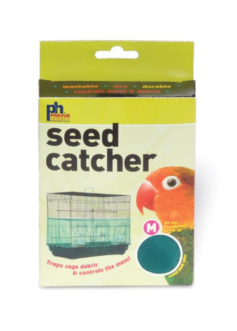 Prevue Pet Products Mesh Seed Catcher Medium 8in High