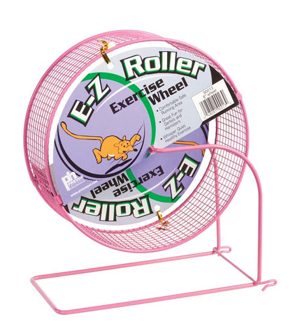 Prevue Pet Products Pre-Packed Mesh Hamster or Gerbil Exercise Wheel 8in