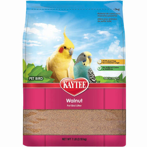 Kaytee Walnut Bedding 7lb