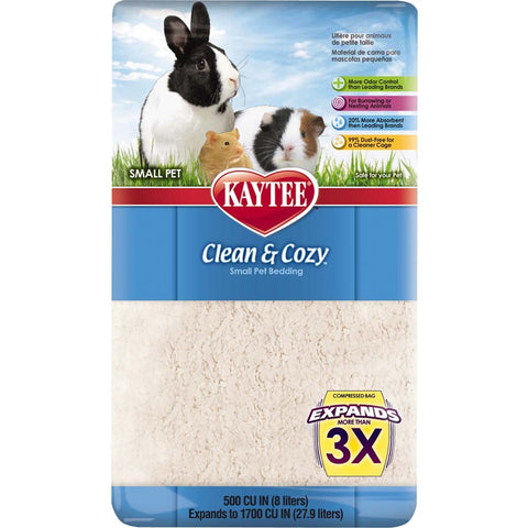 Kaytee Clean & Cozy Bedding 500ci