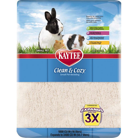 Kaytee Clean & Cozy Bedding 1000ci