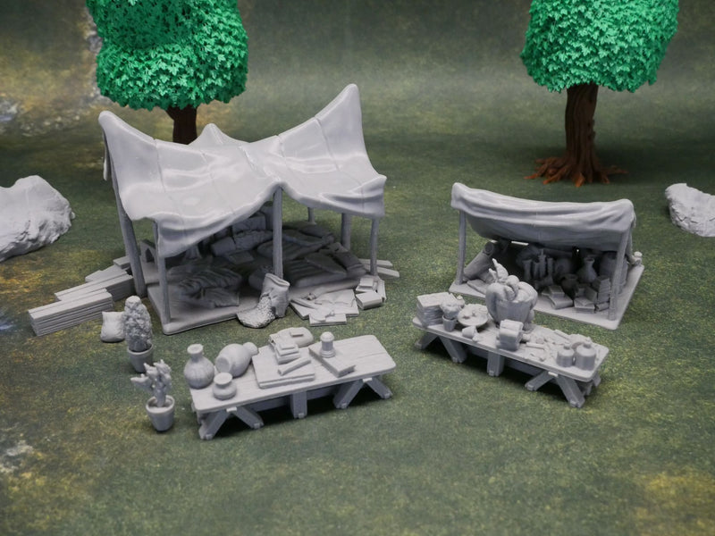 Why Buy 3D Printed Miniatures and Terrain?