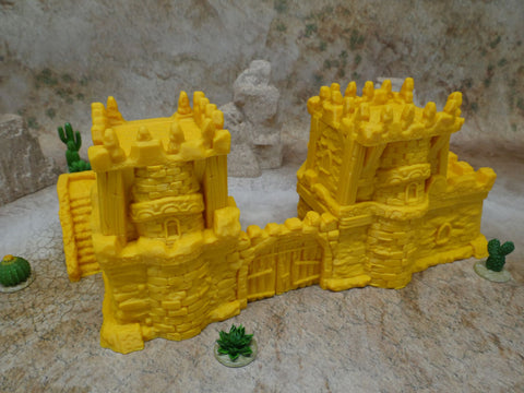 Fantasy Fortifications