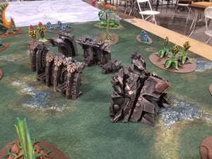 Crashsite on Alient Planet Tabletop Collection
