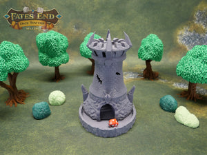 Rogue Dice Tower | Multiple Colors Available