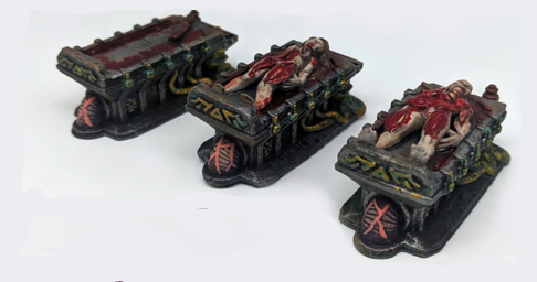 Dissection Tables Wargaming Terrain Warhammer Terrain