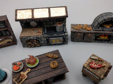 Load image into Gallery viewer, Inn and Tavern Set 2: Kitchen and Food