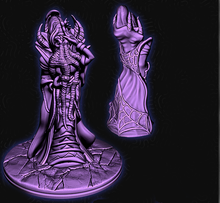 Load image into Gallery viewer, Mind Horror Noble | Mind Flayer Ulitharid