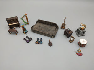 Music and Sound Wargaming Terrain Warhammer Terrain
