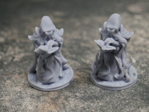Mind Horrors: Outcasts D&D Miniatures