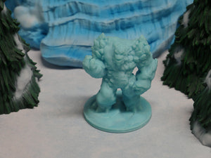 Ice Elemental D&D Miniatures