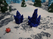 Load image into Gallery viewer, Icy Terrain: Ice and Snow Scatter Ice Totems