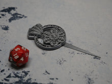 Load image into Gallery viewer, Wintertide Props: Snowflake Broach