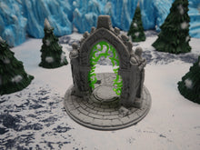 Load image into Gallery viewer, Ancient Portal Wargaming Terrain Warhammer Terrain
