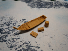 Load image into Gallery viewer, Ice Tribe: Fishing Boat and Gear
