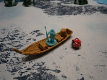 Load image into Gallery viewer, Ice Tribe Fishing Boat and Gear