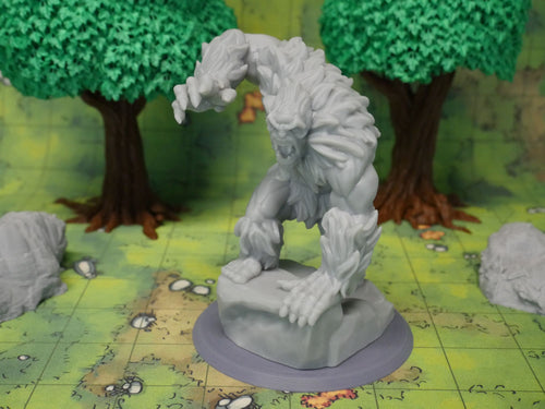 Yeti Abomination: Gorvo The Howler