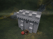 Load image into Gallery viewer, Castle Wall 1