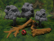 Load image into Gallery viewer, Crimson Troupe Trees
