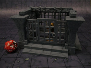 Jail and Prison Set