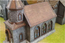 Load image into Gallery viewer, Church 2 Wargaming Terrain Warhammer Terrain