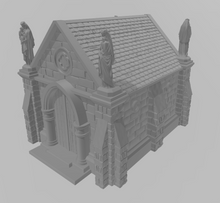 Load image into Gallery viewer, Church 3 Wargaming Terrain Warhammer Terrain