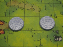 Load image into Gallery viewer, Cobblestone Bases 1 Inch Base Miniature Bases