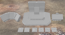 Load image into Gallery viewer, Control Panel Set Wargaming Terrain Warhammer Terrain