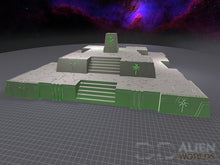 Load image into Gallery viewer, Necrontyr Modular Hill Set: Steps Section