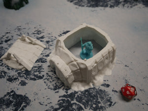 Ice Tribe Igloo