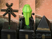 Load image into Gallery viewer, Necrontyr Obelisks Set: Tops Wargaming Terrain Warhammer Terrain