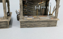 Load image into Gallery viewer, Hero's Hoard Market Stall Display Inserts