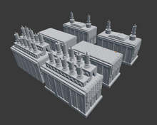Load image into Gallery viewer, Religious Tables Wargaming Terrain Warhammer Terrain