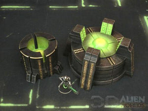 Necrontyr Power Generator Set: Small Generator