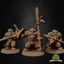 Load image into Gallery viewer, Dwarf Soldier Set 2