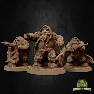 Dwarf Soldier Set 3