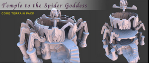 Spider Queen Temple