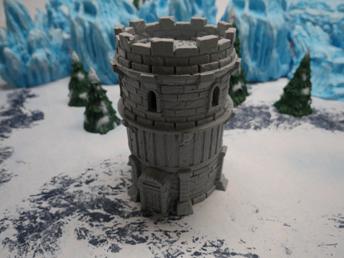 Regular Wintertide Watchtower