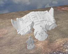 Load image into Gallery viewer, TA12 Spaceship Wreck 2