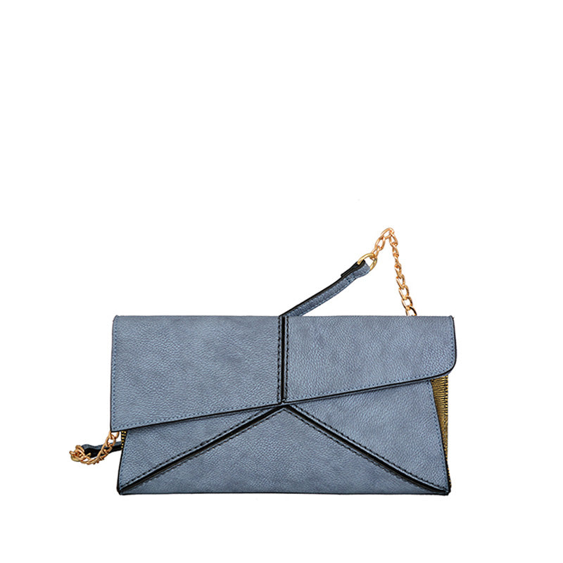 Paulina Crossbody Clutch - Mellow World