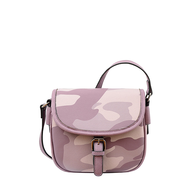 Brandy Camo Crossbody - Mellow World