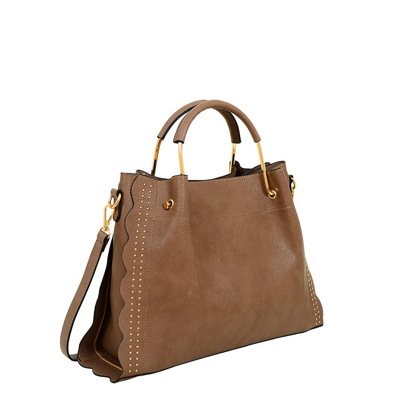 Jada Dual Handle Satchel - Mellow World