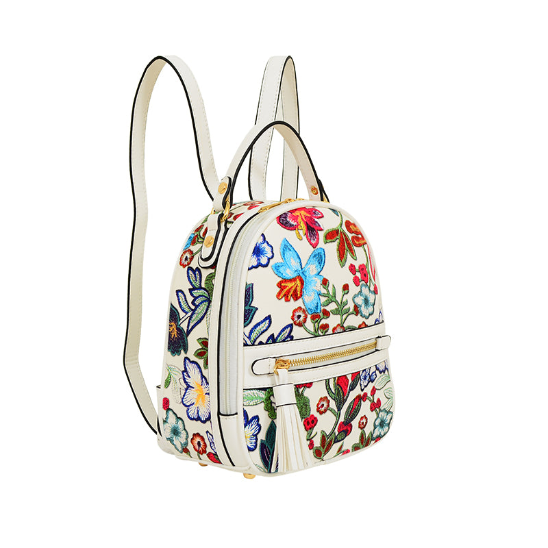 Primerose Floral Backpack - Mellow World